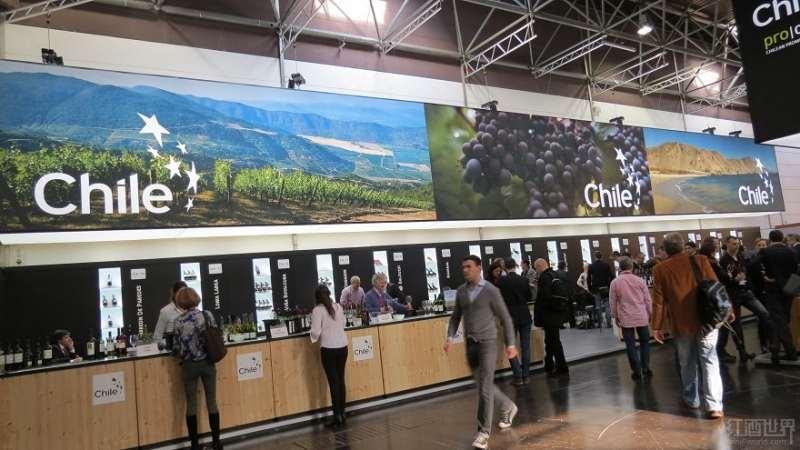 德国葡萄酒游记——杜塞尔多夫酒展风采