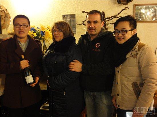红酒世界勃艮第名庄探访之富祖利酒庄