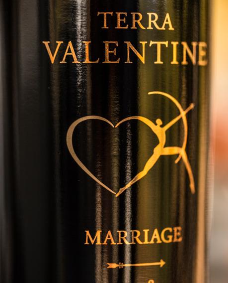 瓦伦丁,把爱心绘入酒标的浪漫酒庄