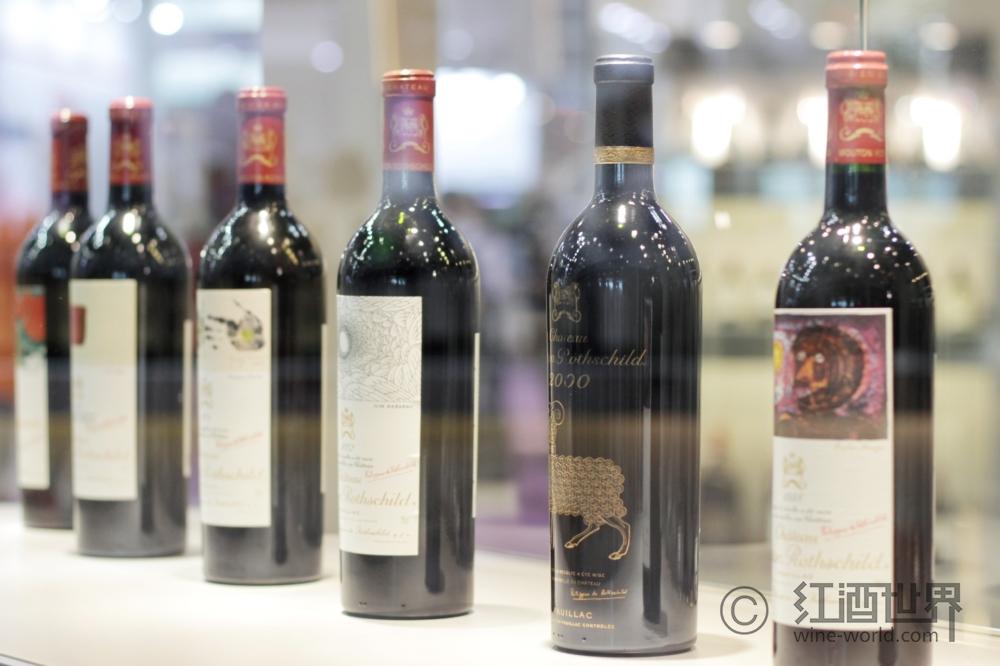 法国酒标说明,全部是产品关键信息