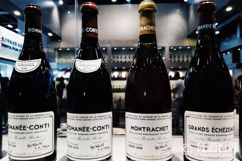 除了拉菲、康帝,2018年十大葡萄酒拍卖记录还有……