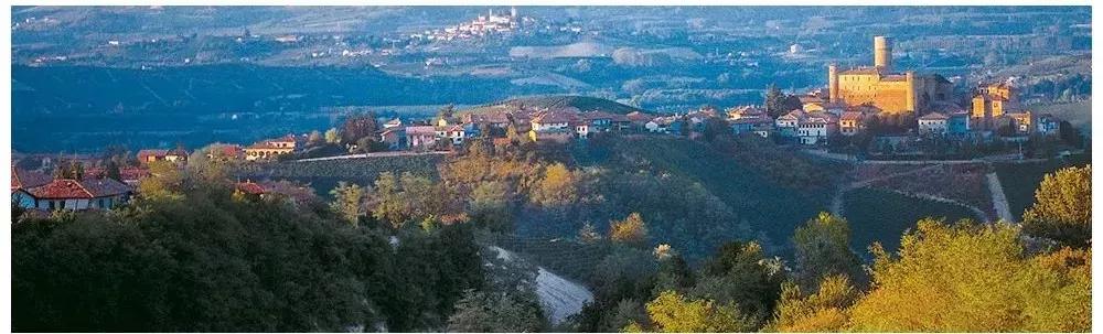 意大利内比奥罗的多样面貌
