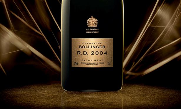 苏富比拍出极其罕见的堡林爵香槟