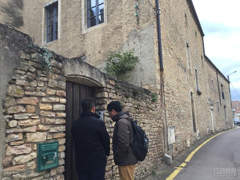 红酒世界勃艮第名庄探访之路西安僧侣酒庄