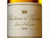 1990年份滴金酒庄贵腐甜白葡萄酒