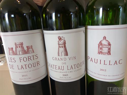 红酒世界2016期酒抢先看:拉图城堡