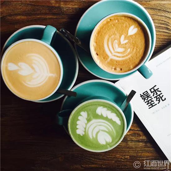 8款美成艺术品的咖啡机