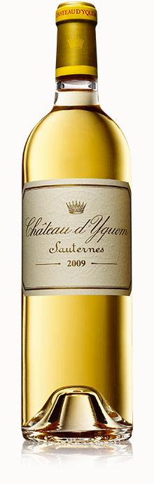 2009年份滴金酒庄贵腐甜白葡萄酒