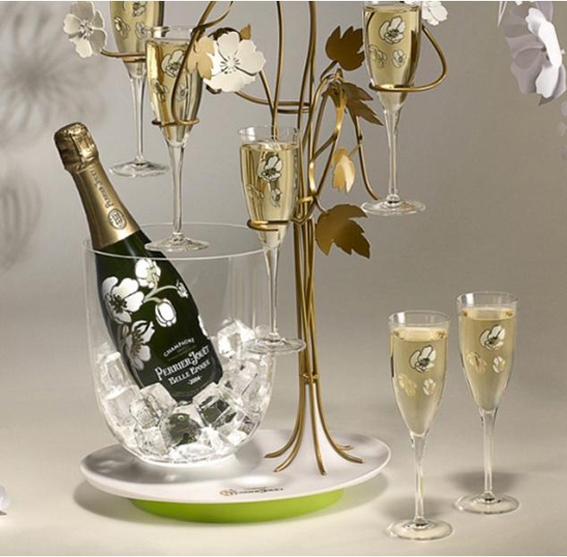 最美的香槟公主——巴黎之花
