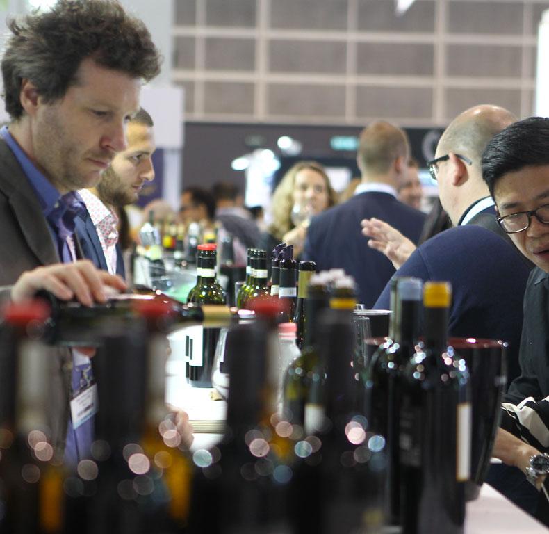 亚洲葡萄酒市场崛起:中国和日本获2014年Vinexpo举办权