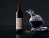 1990年份奔富酒庄葛兰许红葡萄酒