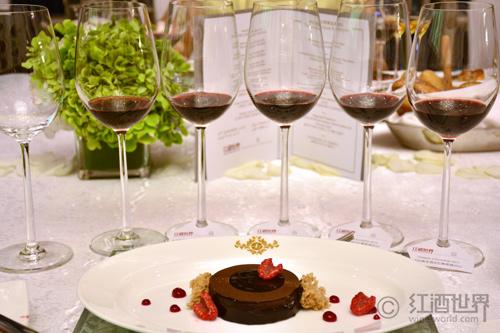 最精细的葡萄酒配餐指引图