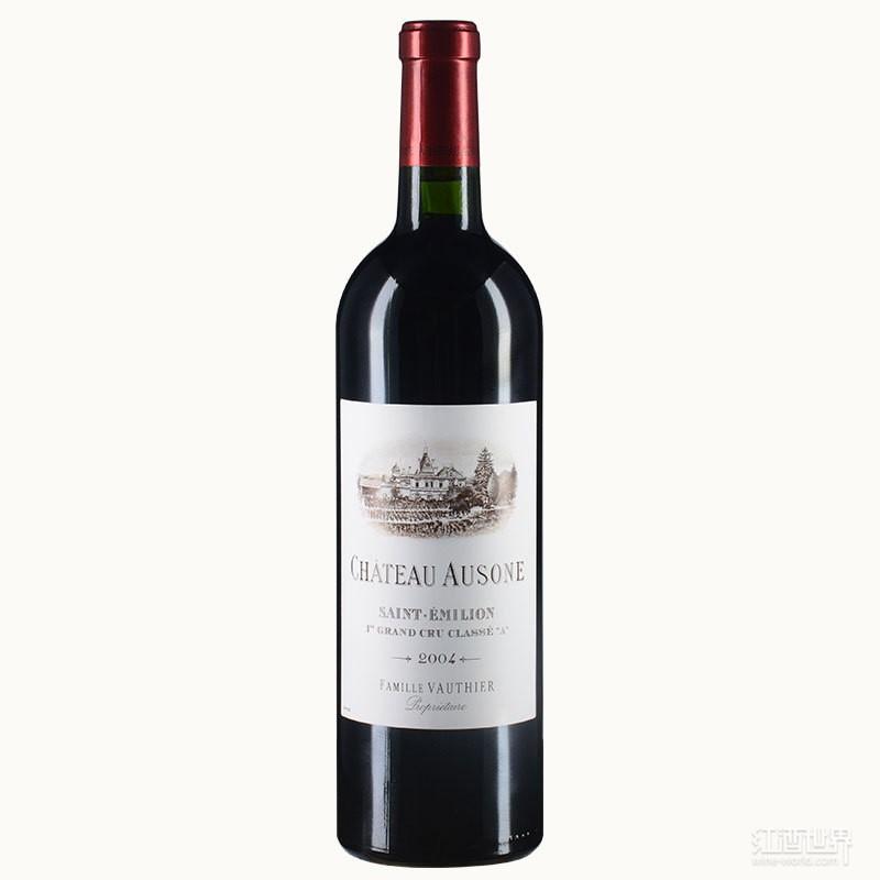 2009年份欧颂酒庄红葡萄酒