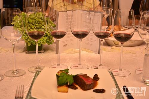 如何让葡萄酒喝出健康?试一下餐酒搭配
