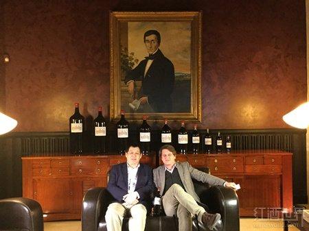 红酒世界带你走进爱士图尔庄园2015期酒品鉴