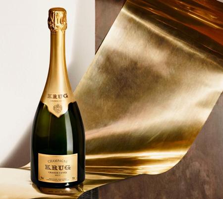 2002年份库克香槟瞬间售罄,供不应求