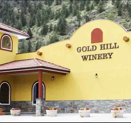 戈德山酒庄Gold Hill Winery