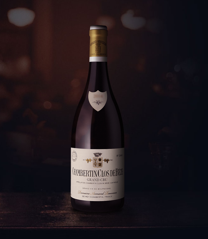 1976年份阿曼·卢梭父子酒庄(香贝丹-贝斯特级园)红葡萄酒