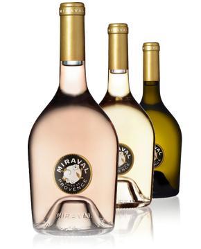 安吉丽娜•朱莉&布拉德•皮特:好莱坞伉俪携手酿酒