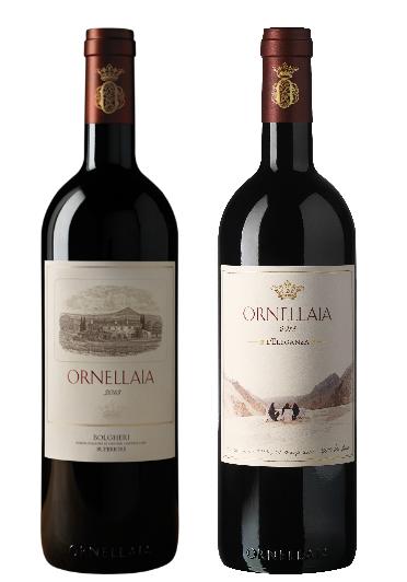 意大利名庄奥纳亚酒庄发布2013年份葡萄酒酒标设计