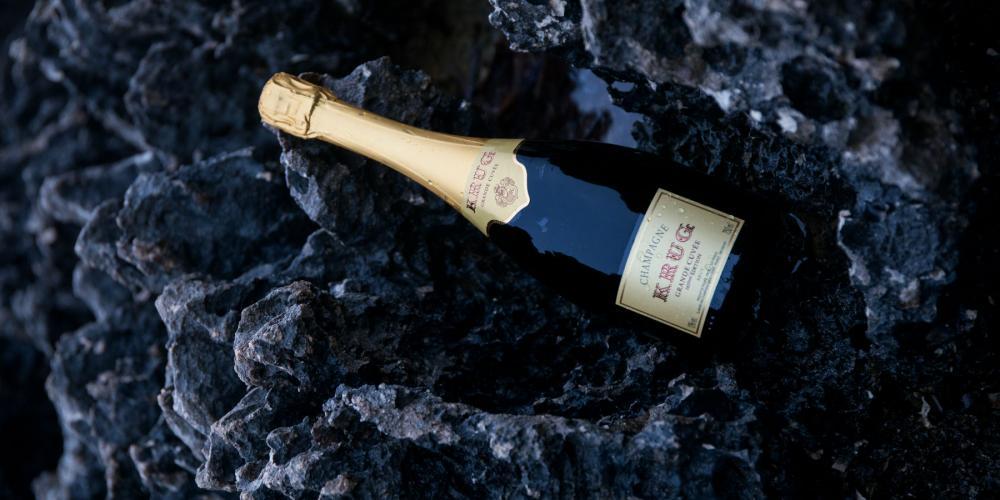 库克香槟发售2002年份钻石香槟