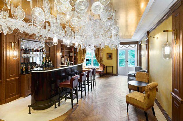 """香槟与艺术:走进巴黎之花""""美丽时光之家"""""""