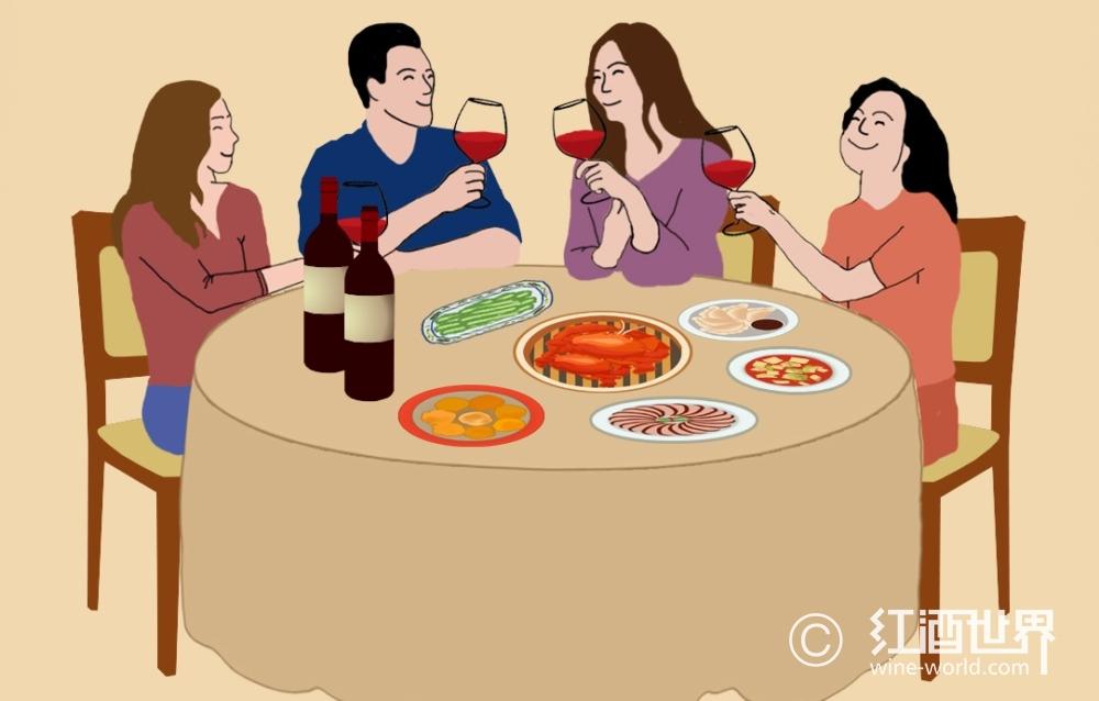 广式年夜饭备了这些菜?不妨来上一瓶勃艮第红吧!