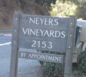 耐尔斯酒庄(Neyers Vineyards)