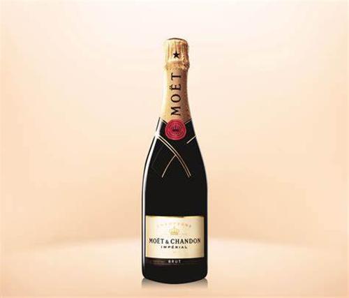 時尚奢華的勝利之水:酩悅香檳