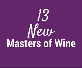 新增的十三位葡萄酒大师,除了赵凤仪还有谁?