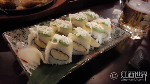 寿司也有春天:最适合搭配寿司的葡萄美酒