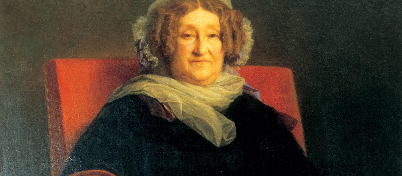 香槟酿造史上的传奇女性——凯歌夫人