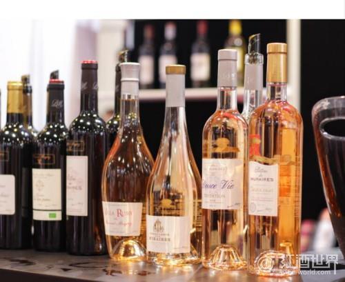 解密:白葡萄酒如何变桃红葡萄酒