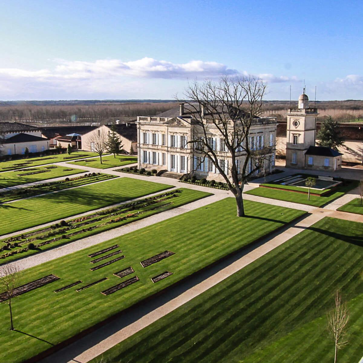 金玫瑰城堡(Chateau Gruaud Larose)