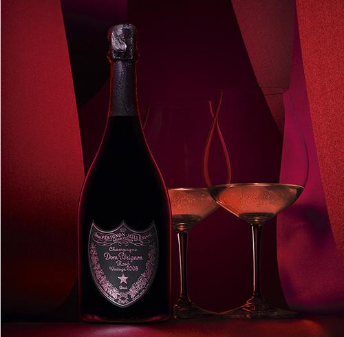 顶级香槟荟萃一堂