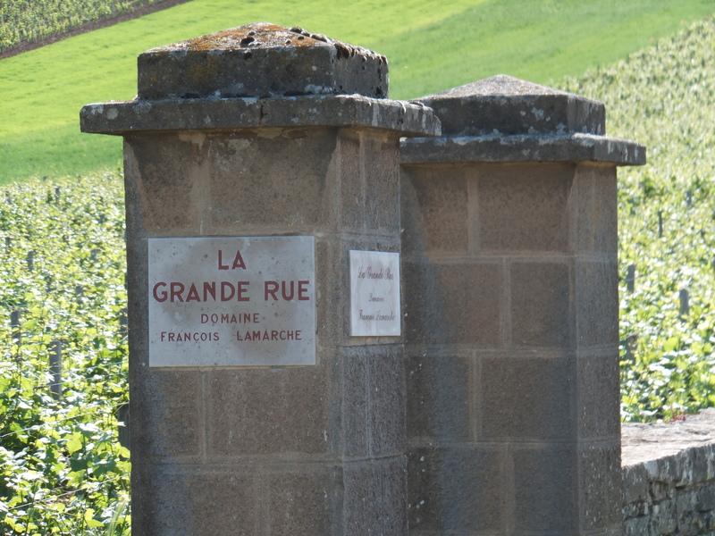 勃艮第知名獨占園盤點