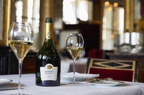 全球最受欢迎的五款白中白香槟