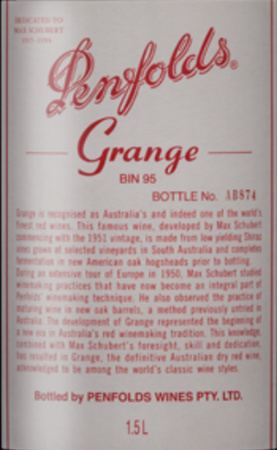 奔富葛兰许,以新世界方式铸就经典的澳洲酒王