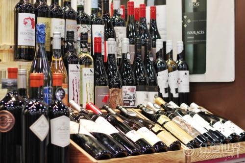 2013年澳大利亚葡萄酒出口下降