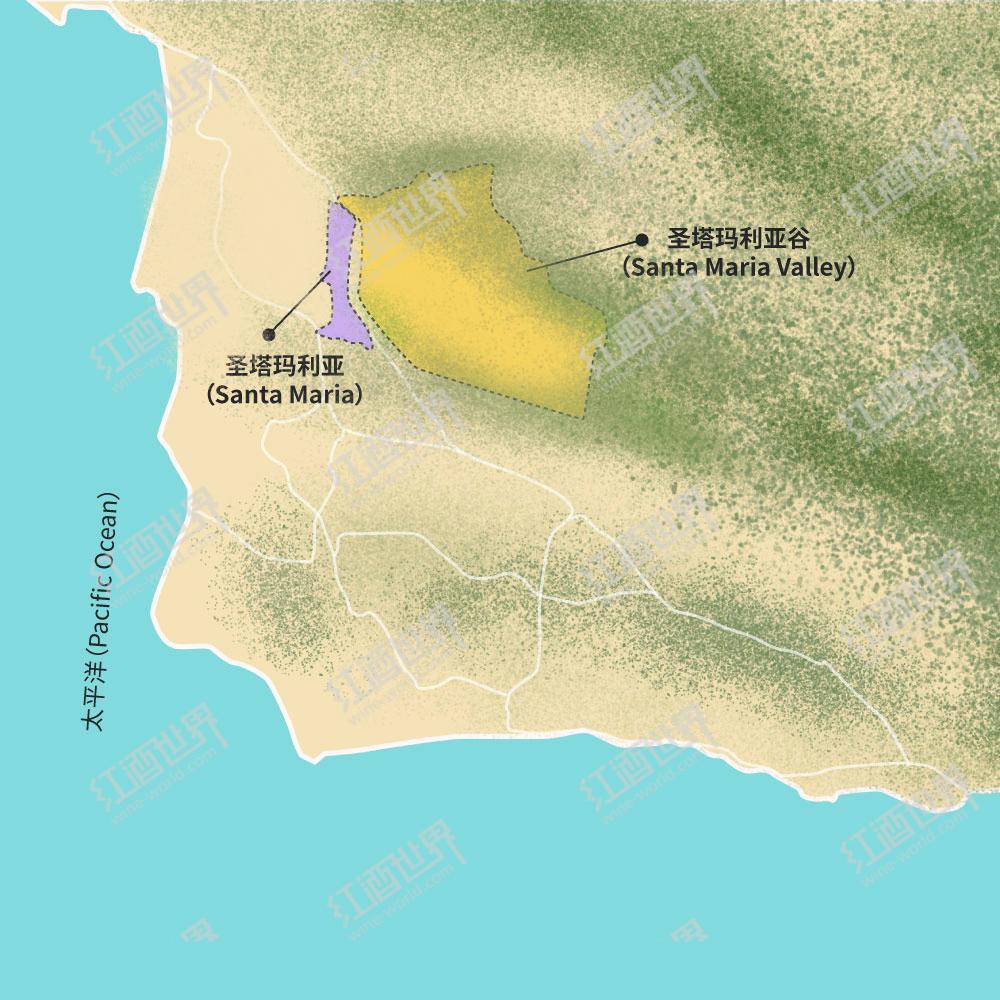 加州圣巴巴拉县美酒之旅