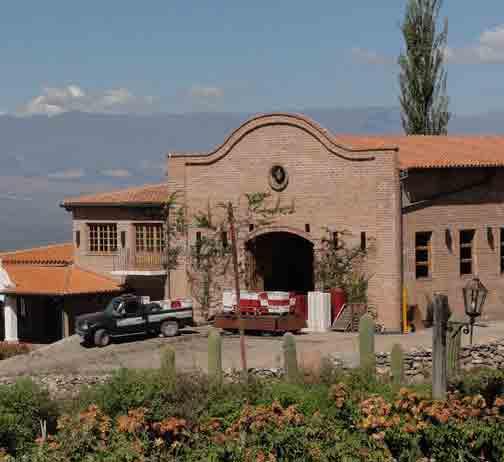 圣佩德罗酒庄(Bodega San Pedro De Yacochuya)