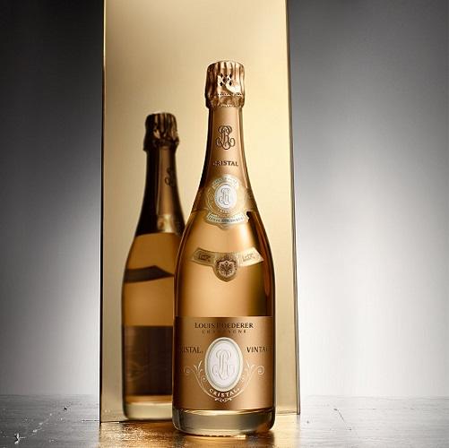 聚焦2002年份香槟
