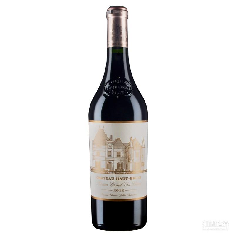1962年份侯伯王庄园红葡萄酒