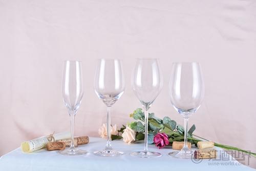 葡萄酒礼仪之酒杯