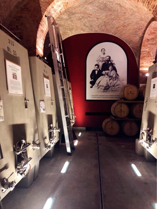 米拉菲奥,一个见证了意大利国家历史的酒庄