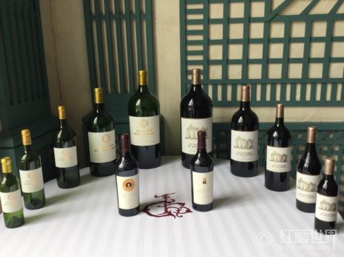 红酒世界2016期酒抢先看:侯伯王庄园
