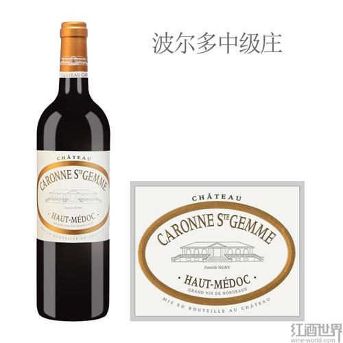 """""""绅士之酒""""——2016年圣加玛酒庄红葡萄酒"""