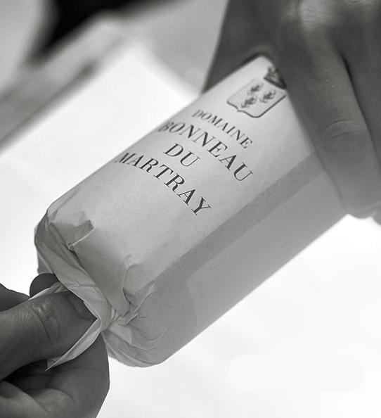 2007年份马莱特酒庄(科尔登-查理曼特级园)白葡萄酒