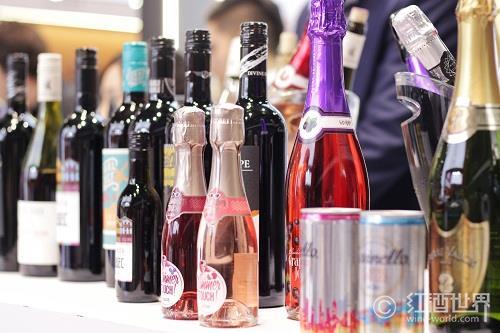 桃红葡萄酒逐渐登上大雅之堂