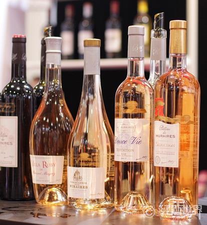 桃红葡萄酒的发展势不可挡